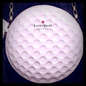 Kate Spade Golf Ball Purse